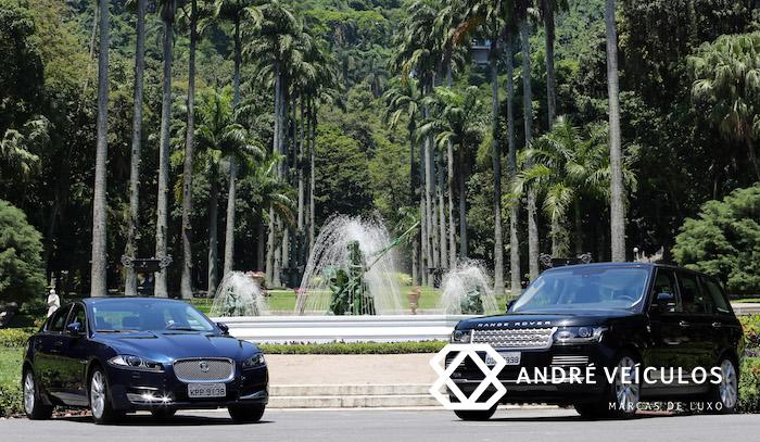carros de luxo no Brasil