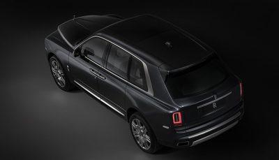 SUV da Rolls-Royce