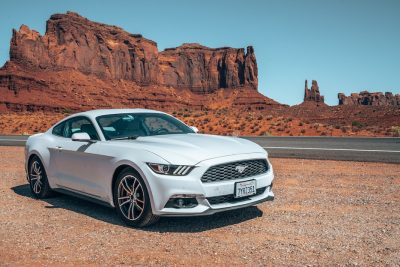Muscle Cars - Ford Mustang GT 2018
