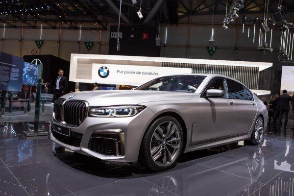 Salão de Genebra 2019 - BMW Série 7