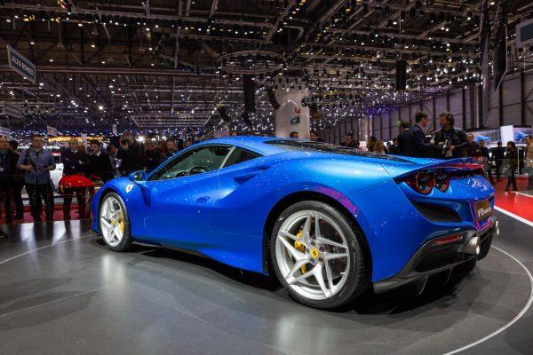 Salão de Genebra 2019 - Ferrari F8 Tributo