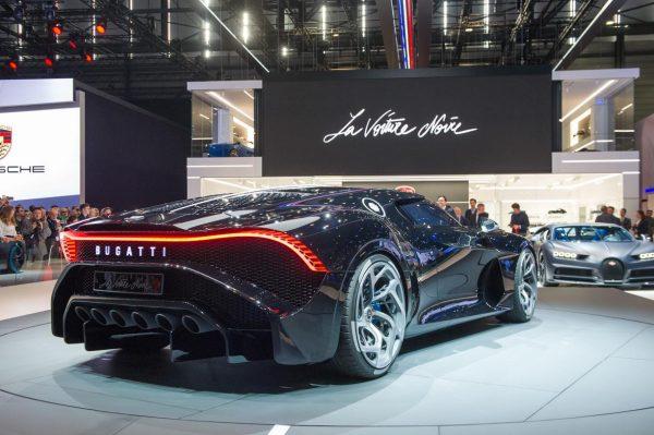 Salão de Genebra 2019 - Bugatti La Voiture Noire