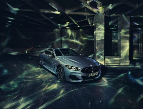 Lançamento da BMW série 8