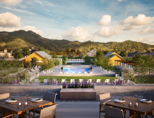 Lançamento do Four Seasons em Napa Valley