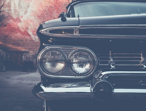 Restauração de carros antigos no Brasil