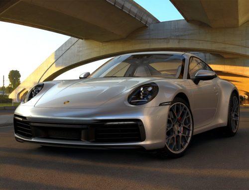 Porsche 911 Nova geração