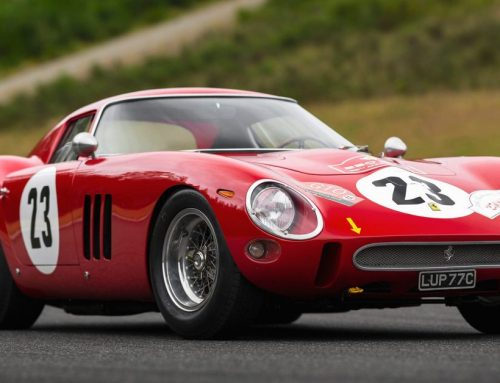 Os 5 carros clássicos esportivos mais desejados