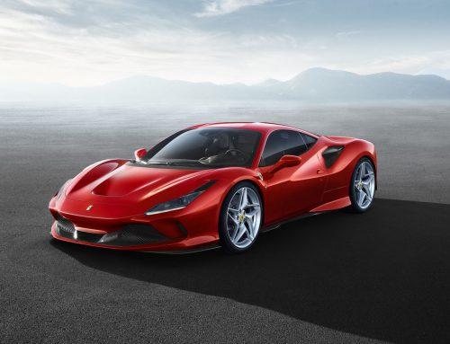 Conheça a nova Ferrari F8 Tributo