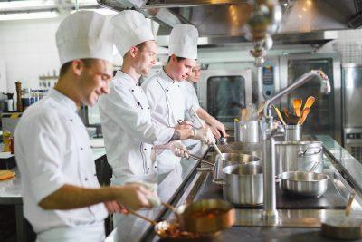 chefs de cozinha