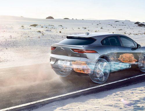 I-Pace: O primeiro elétrico da Jaguar