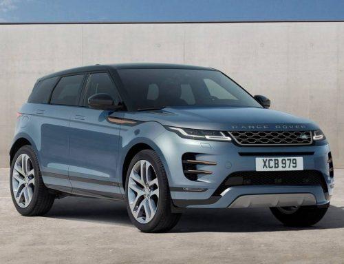 Range Rover Evoque – nova geração