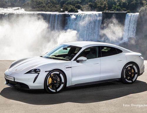 Porsche Taycan – primeiro 100% elétrico da marca