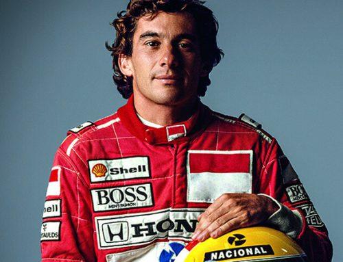 Ayrton Senna é considerado o piloto mais rápido da história.