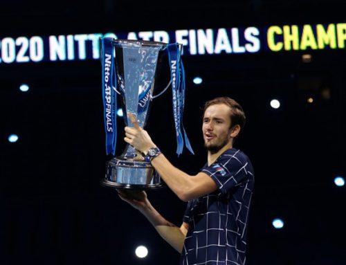 Torneio de Tênis ATP Finals tem campeão inédito na edição 2020.