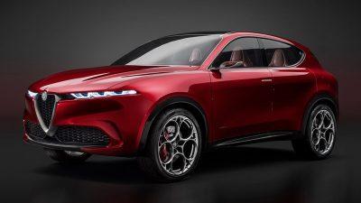 Novo Alfa Romeo Tonale.