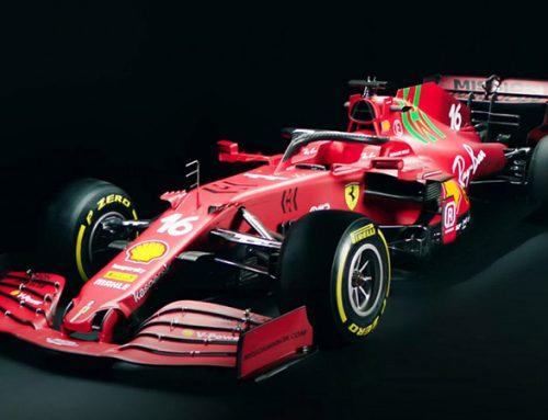 Ferrari faz mudanças e se prepara para início da temporada 2021.