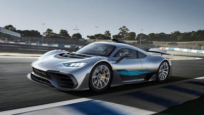 Mercedes One.
