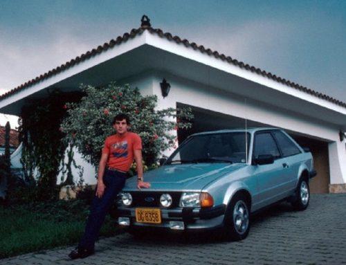 Conheça 4 carros de passeio que foram de Ayrton Senna.