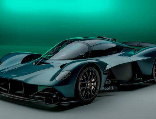 Aston Martin deve entregar unidades exclusivas do Valkyrie ainda este ano.