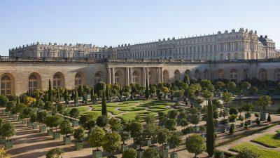 Palácio de Versalhes inaugura hotel exclusivo em suas dependências