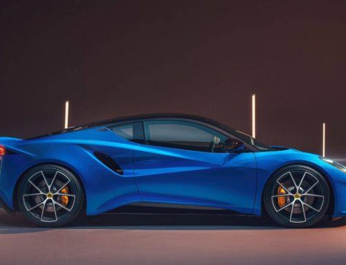 Lotus lança Emira, coupé com opções de motores Mercedes-AMG e Toyota.