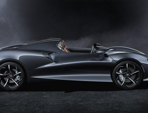McLaren lança o Elva, inspirado em um modelo da marca dos anos 60.