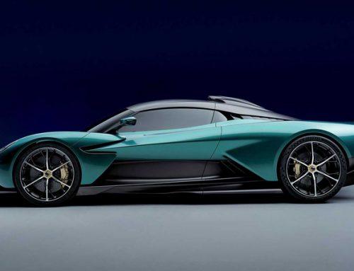 Vem aí o próximo superesportivo de James Bond no filme 007, o Aston Martin Valhalla.