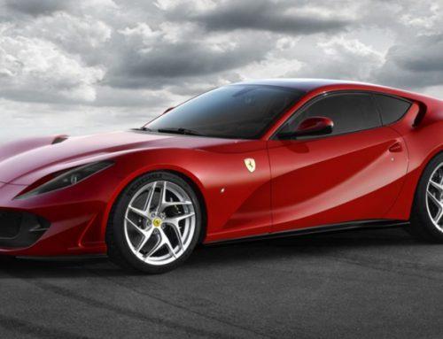 Ferrari 812 GTO provavelmente será o último com motor V12 da marca.